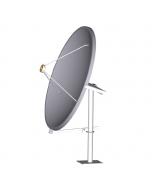 Aerial AS12 satelliittiantenni 120 cm, alumiini, primefocus - Ei palautusoikeutta