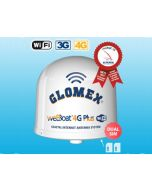 Glomex IT1004PLUS weBBoat 4G Plus 3G/4G/LTE/WiFi-antenni, modeemi & reititin, dual SIM