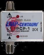 EMP-Centauri L1/1PCP-1 galvaaninen maaerotin, F naaras - F naaras, 47-2300 MHz