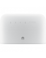 Huawei B715 (DNA Kotimokkula Premium 4G+ WLAN) 4G+/LTE-A Modeemi & Dual Band AC1300 WiFi & 4-porttinen reititin, 2 x SMA naaras liitäntää ulkoisille antenneille