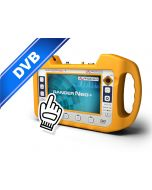 Promax RANGER Neo+ Professional DVB-S2/C2/T2, WiFi & 4G mittari & spektrianalysaattori - ei palautusoikeutta