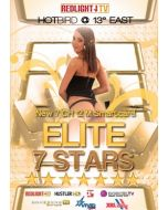 Redlight Elite HD 7 Stars katselukortti, 7 kanavaa, 12 kk, Viaccess, Hotbird 13E, K18