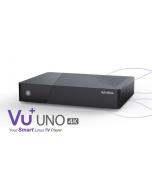 Vu+ Uno 4K UHD-digiboksi, 8 viritintä