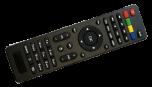 Bluetooth kaukosäädin TVIP S-Box IPTV-digiboksia varten