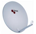 Triax TD 78 DL satelliittiantenni, vaaleanharmaa