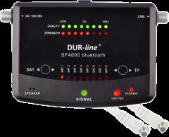DUR-line SF 4000 BT Satfinder satelliittiantennin suuntausmittari, DVB-S2, bluetooth Android- & iOS-laitteille