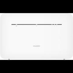 Huawei (Soyea) B535-333 4G+/LTE-A-modeemi & Dual Band AC1167 WiFi- ja 4-porttinen reititin, 2 x SMA naaras liitäntää ulkoisille antenneille, valkoinen, operaattorivapaa