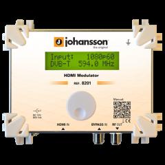 Johansson HDMI-modulaattori HDMI-DVB-T/C