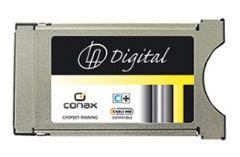 LA Digital Smit Conax CAM Antenna HD Ready & Cable HD Ready CI+ 1.3 maksukortinlukija