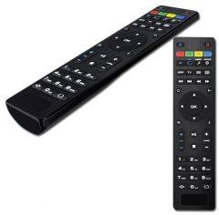 Kaukosäädin AuraHD International, AuraHD International SE, Gaap IPTV, MAG250, MAG254, MAG255, MAG256, MAG260, MAG270, MAG275, MAG322, MAG410 & MAG420 varten, uusi malli