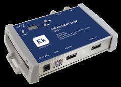 EK MD HD Easy Loop modulaattori, HDMI tulo >  COFDM lähtö + HDMI