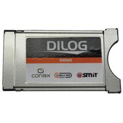 Dilog 99060 Smit Conax CAM Antenna HD Ready & Cable HD Ready CI+ 1.3 maksukortinlukija