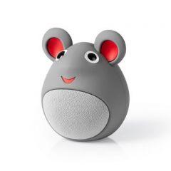 Nedis Animaticks-Bluetooth-kaiutin, 3 tunnin käyttöaika, Hands-free-puhelut, Melody Mouse