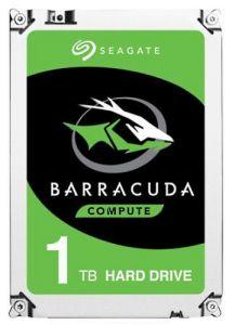 "Seagate Barracuda ST1000LM048 kiintolevy, 1000 Gt, 2,5"", 7 mm, SATA"