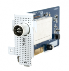 Vu+ viritin Dual (tuplaviritin) 2 x DVB-T2 (antenni) Vu+ Uno 4K, Uno 4K SE, Duo 4K, Duo 4K SE & Ultimo 4K varten