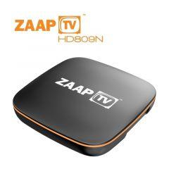 ZaapTV HD809N IPTV-digiboksi, yli 1200 kanavaa netin kautta + 2 vuoden tilaus