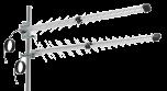 Finnsat FS5800 MIMO 3G/4G/LTE/GSM suunta-antennipaketti (2 antennia), 698-960/1710-2700 MHz, 2 x 12-14 dBi