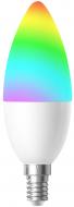 Woox LED-älylamppu, WiFi, RGBW, E14, 4.5W