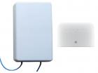 4G/4G+-paketti lähes kaikkialle: Huawei 4G+ modeemi + 700-2600 MHz MIMO paneeliantenni