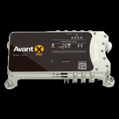 Televés 532121 Avant X Pro antenniverkon ohjelmoitava päävahvistin, 4xUHF/VHF/FM, LTE700 & LTE800 ready