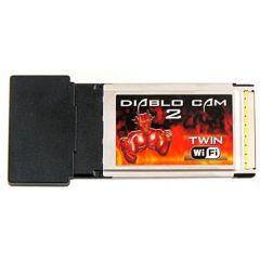 Diablo CAM WiFi 2,5 Twin maksukortinlukija, uusi versio