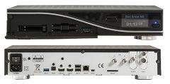 Dream Multimedia Dreambox DM7080HD satelliittidigiboksi, 2 x DVB-S2 + 2 viritinpaikkaa