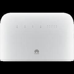 Huawei B715 (DNA Kotimokkula Premium 4G+ WLAN) 4G+/LTE-A-Modeemi & Dual Band AC1300 WiFi & 4-porttinen reititin, 2 x SMA naaras liitäntää ulkoisille antenneille - ASIAKASPALAUTUS, 1 kk takuu