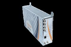 Johansson Transmodulaattori Titanium J8701 - 4 x DVB-S/S2 tulo, 8 x viritintä, 4 x DVB-T/C lähtö, 2 x CI-moduulipaikkaa