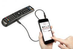 König yleiskaukosäädin 4 laitteelle, online-ohjelmoitava