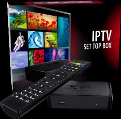 Infomir MAG254 W1, IPTV-digiboksi, WiFi, ilman kanavia