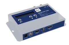 EK MD HD Easy Twin modulaattori, 2 x HDMI sisään > DVB-T ulos