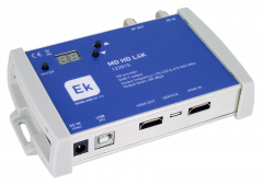EK MD HD Easy modulaattori, HDMI in > DVB-T out