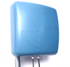 CSG Networks 3G/4G/LTE MIMO ristipolarisaatio paneeliantenni, 700-2700 MHz, 2 x 10-12 dBi, 2 ulostuloa