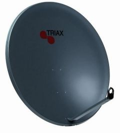 Triax TD 110 DL satelliittiantenni, tummanharmaa