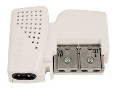 Televés 5796 virtalähde antennivahvistimille, 12 V, 220 mA, 1 ulostulo, 5-2400 MHz - ASIAKASPALAUTUS