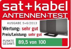 Goobay DIA 42 PS Flat Active Indoor Antenna UHF DVB-T/T2