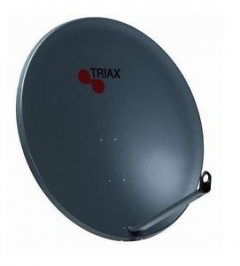 Triax TD 88 DL satelliittiantenni, tummanharmaa