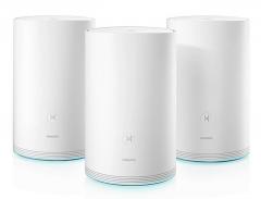 Huawei WS5280-20 Q2 WiFi Mesh -järjestelmä (3-pack)