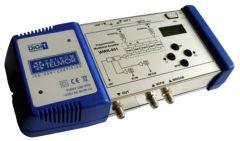 Telmor WWK951LTE antenniverkon ohjelmoitava päävahvistin, 2xUHF/VHF/FM, DVB-T2, LTE700 & LTE800 ready