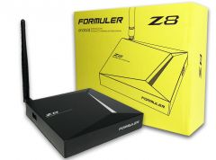 Formuler Z8 Android-boksi