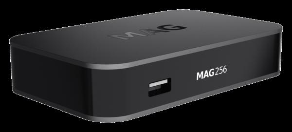 Infomir MAG256 IPTV STB, no channels