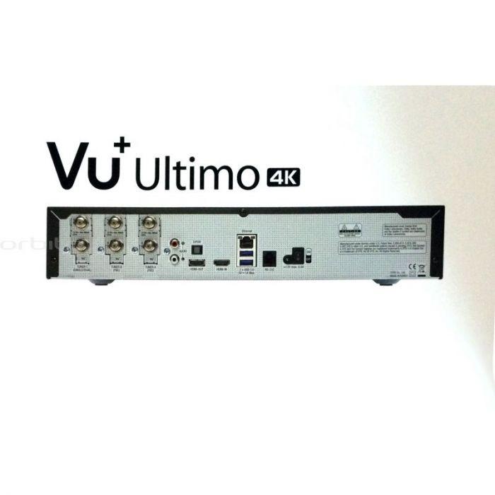 ba5027efc6 Vu+ Ultimo 4K