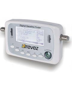 Revez SP50 Satellite Finder satelliittiantennin suuntausmittari, DVB-S2
