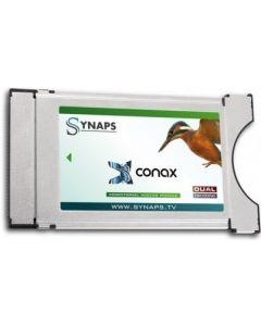 Synaps Conax CAM, Dual Descrambling
