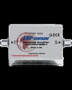 EMP-Centauri Profi Class vahvistin, 40-2300 MHz, 10-15 dB, 9-20 V (A1/1PCU15dB-1)