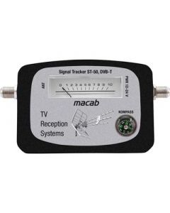 Macab Antenna Signal Tracker ST-50 antennin suuntausmittari, DVB-T