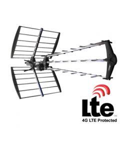 König ANT-UHF52L-KN DVB-T/T2 antenni, 15 dB, LTE suojattu