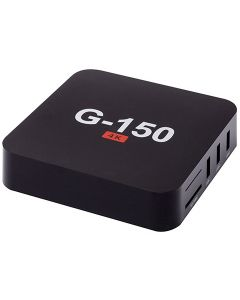 Golden Interstar G-150 4K Android 6.0 Smart TV Box, 4K/UHD@60Hz, Play Store, quad core