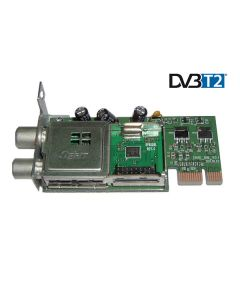 GigaBlue viritin DVB-T2/C (antenni/kaapeli) GigaBlue HD Quad, Quad Plus, 800 SE Plus & 800 UE Plus varten