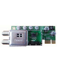 GigaBlue viritin DVB-S2 (satelliitti) GigaBlue HD Quad, Quad Plus, 800 SE Plus & 800 UE Plus varten